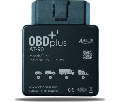 ObdPlus AT-90 + سنة اشتراك الخادم