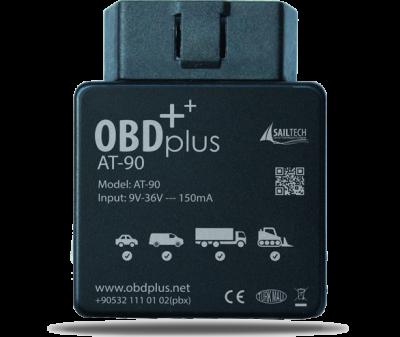 ObdPlus AT-90 + 1 Yıllık Sunucu Hizmeti